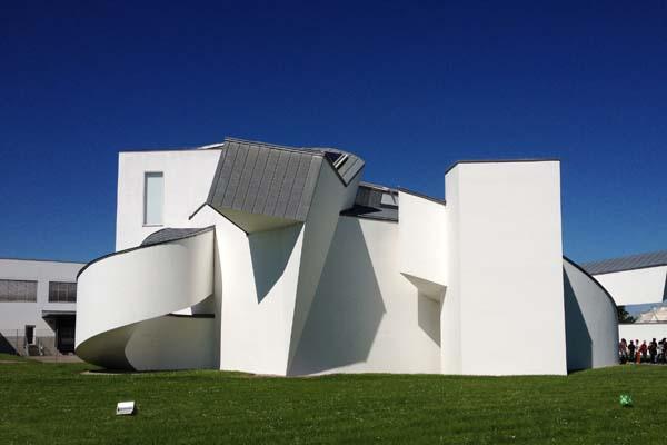 Frank Gehry, Vitra Design Museum, Weil am Rhein, Germania - Immagine © vitruvio.ch