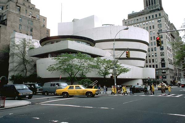 Frank Lloyd Wright, Guggenheim Museum, New York, Stati Uniti - Immagine © vitruvio.ch