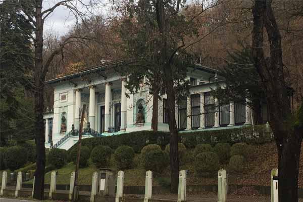 Otto Wagner, Erste Villa Wagner, Vienna, Austria - Immagine © vitruvio.ch