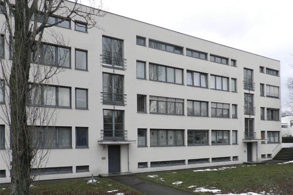 Ludwig Mies van der Rohe, Weissenhof, Germania - Immagine © vitruvio.ch
