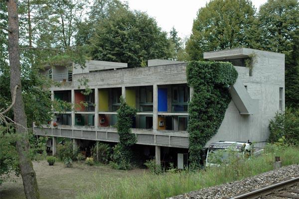 Atelier 5, Flamat, Svizzera  - Immagine © vitruvio.ch