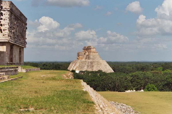 Uxmal, Yucatan, Messico - Immagine ©: Samantha Martinetti