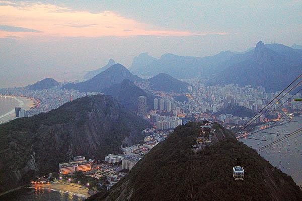Rio de Janeiro, Brasile - Immagine © vitruvio.ch