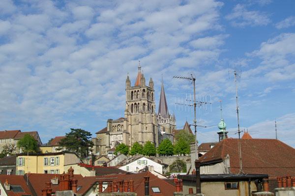 Losanna, Svizzera - Immagine © vitruvio.ch