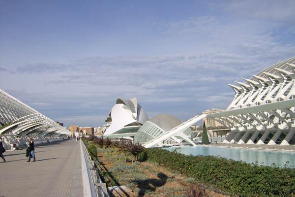 Valencia, Spagna - Immagine © vitruvio.ch