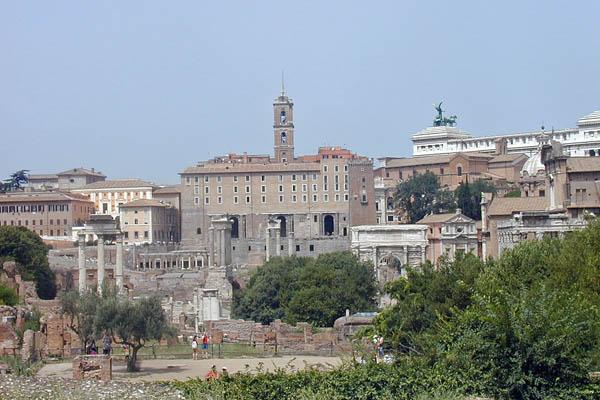 Roma, Italia - Immagine © vitruvio.ch
