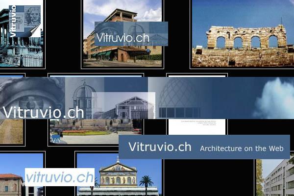 Vitruvio.ch: loghi storici.