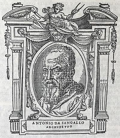 Antonio da Sangallo il Giovane