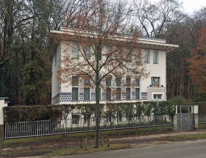 Zweite Villa Wagner