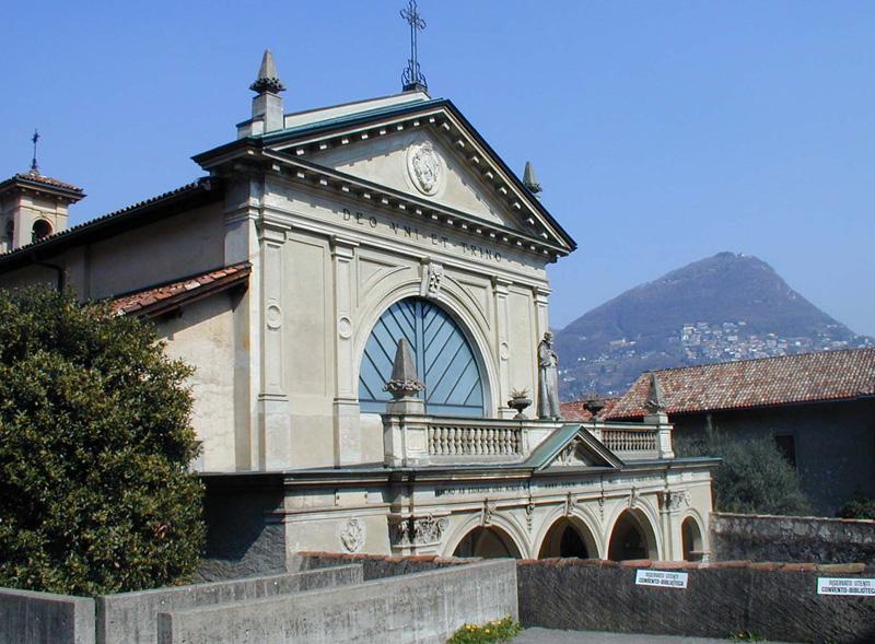 Biblioteca del convento dei Cappuccini
