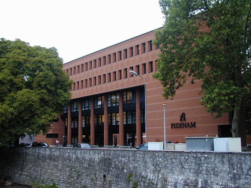 Edificio amministrativo Caimato