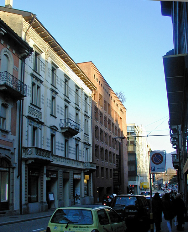 Edificio amministrativo Ransila II