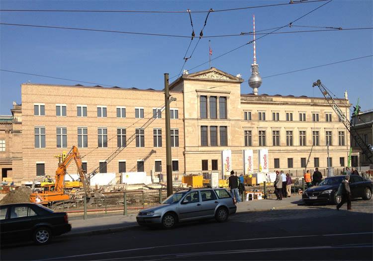 Neues Museum e completamento della Museumsinsel