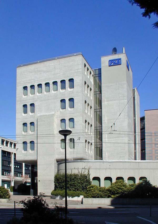 Edificio amministrativo