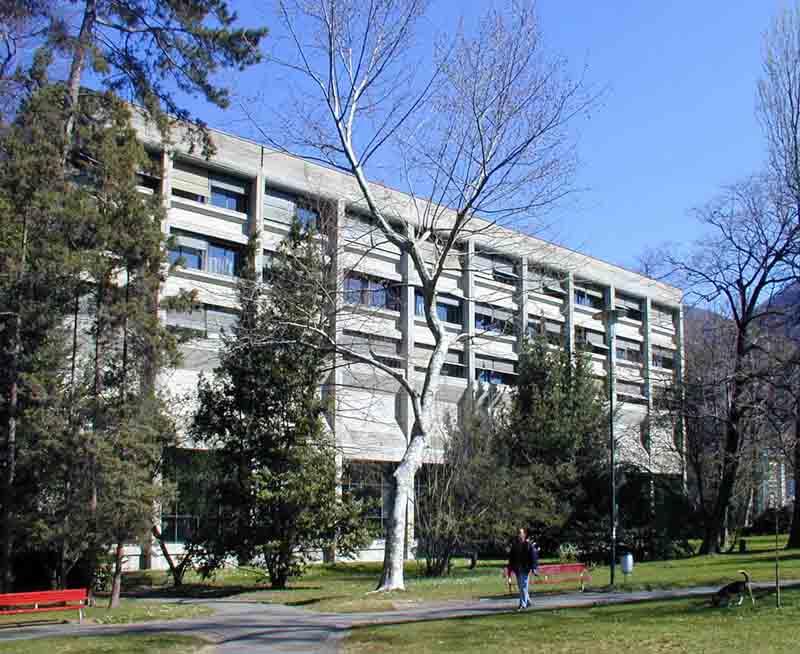 Edificio a scopi multipli per il Liceo cantonale