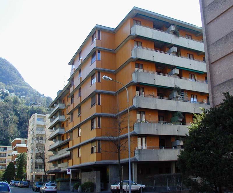 Casa d'appartamenti sussidiati della città di Lugano