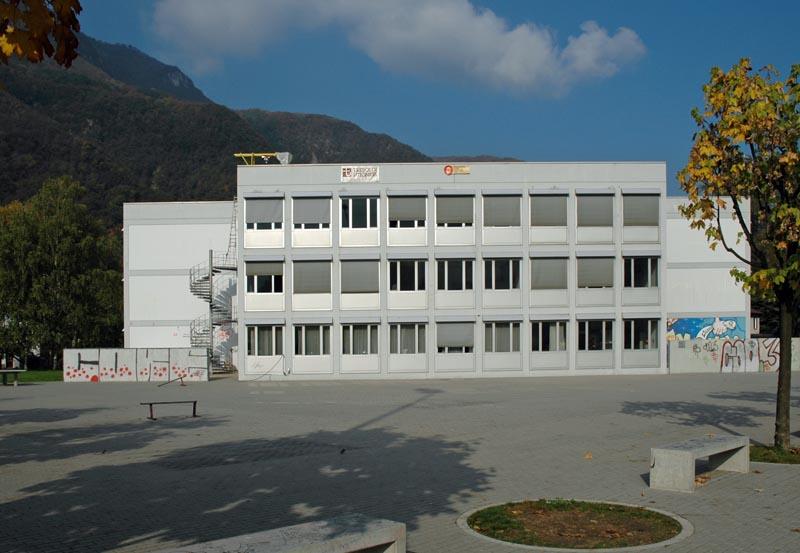 Scuola media Riva San Vitale