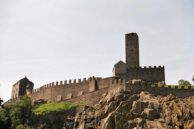 Castel Grande o Castello d'Uri