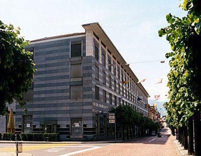 Centro postale a Bellinzona