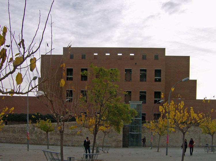 Biblioteca per il Nou Campus