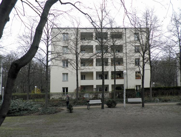 Haus 3, Tiergarten