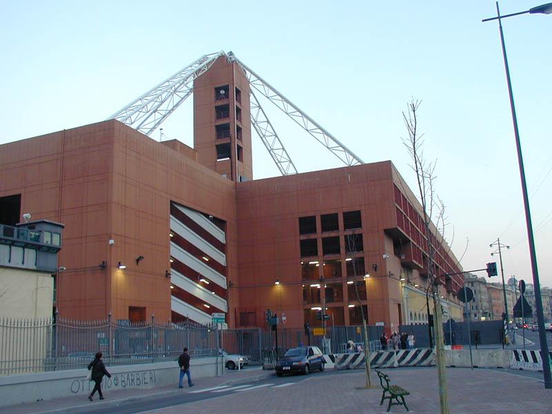 Stadio Luigi Ferraris di Genova