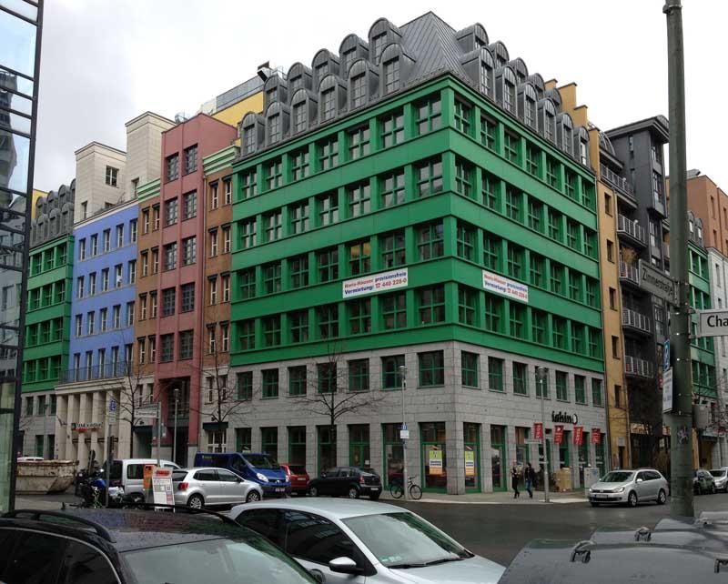 Quartiere Schützenstraße