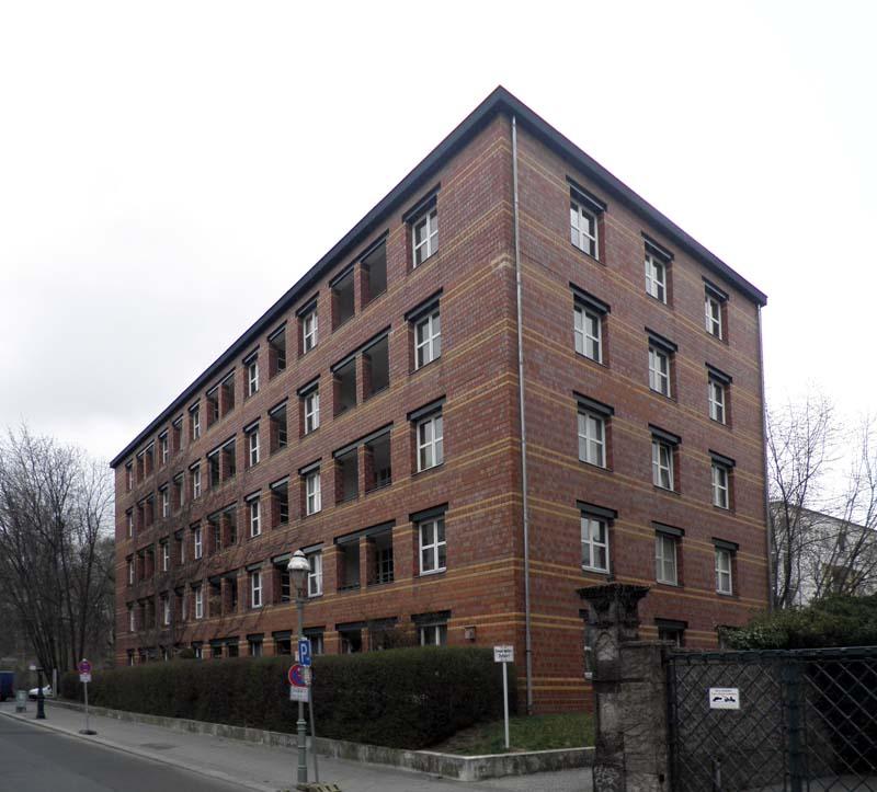 Haus 1, Tiergarten
