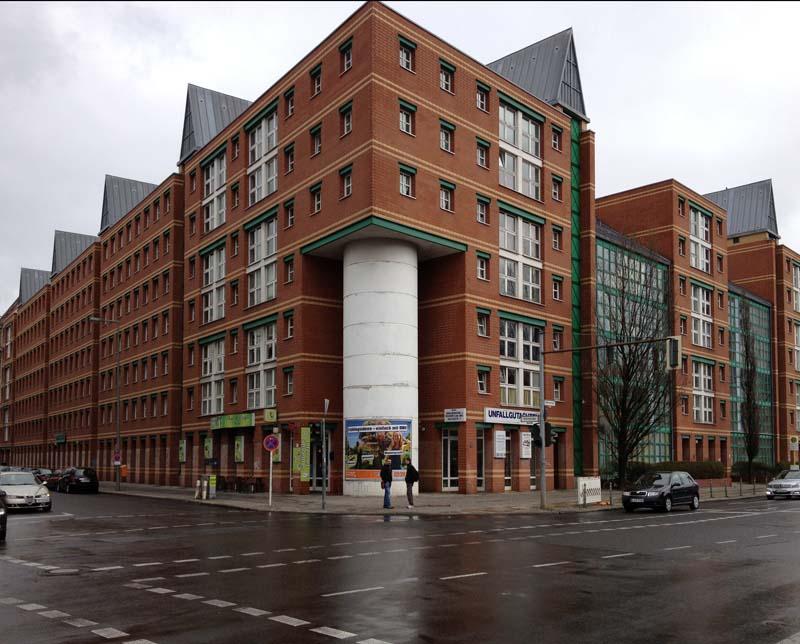 Unità residenziale Berlino