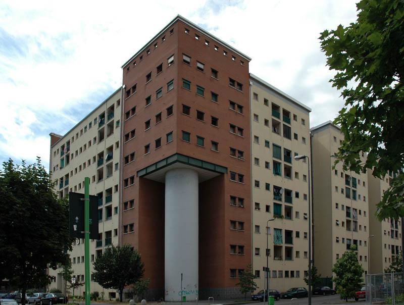 Appartamenti a pigione moderata