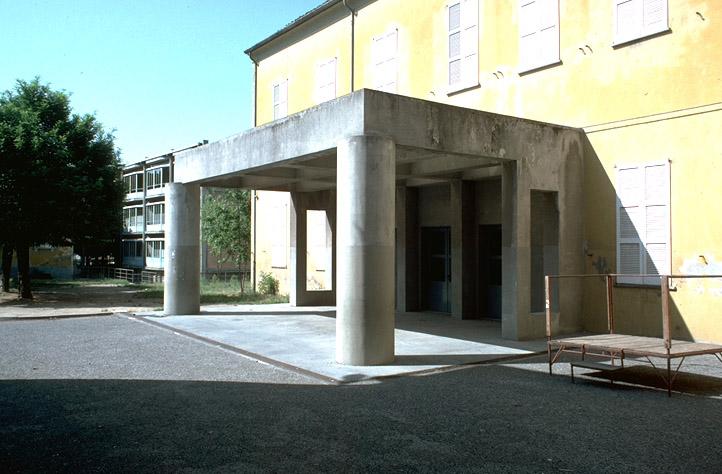 Ampliamento della scuola Edmondo De Amicis