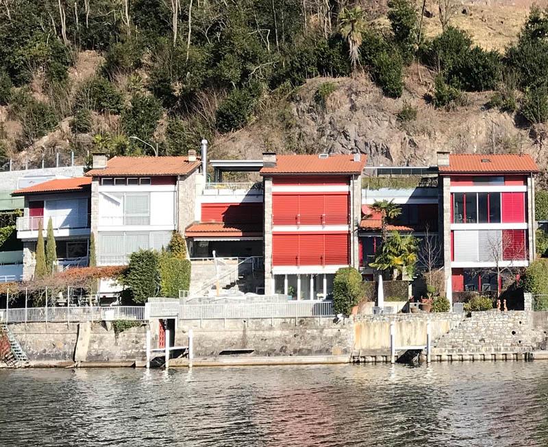 Case di vacanza sul lago