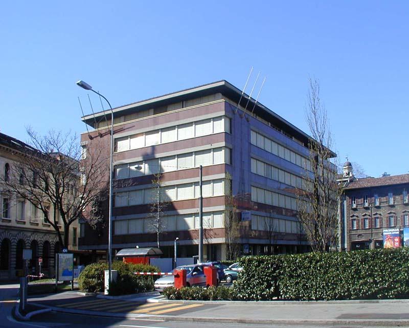 Sede bancaria UBS