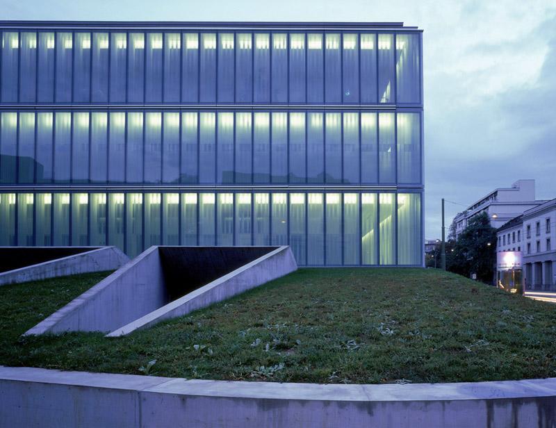 Ospedale Cantonale di Basilea con Silvia Gmür