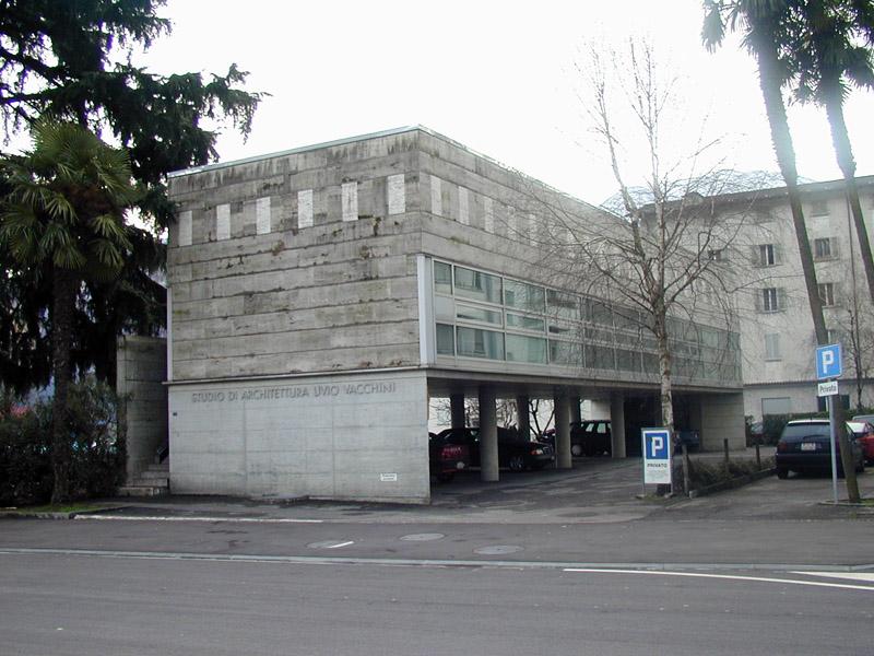 Studio di architettura Livio Vacchini