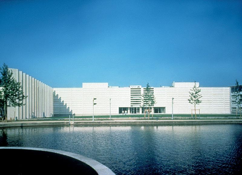 Scuola di Architettura a Nancy