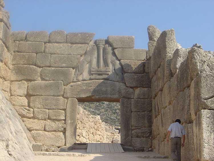 Porta dei Leoni