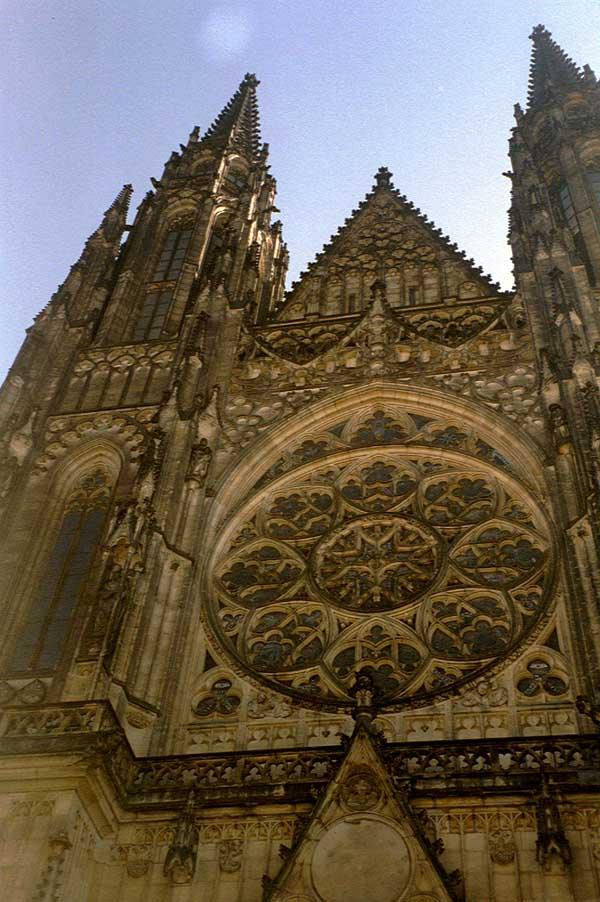 Cattefrale di Praga