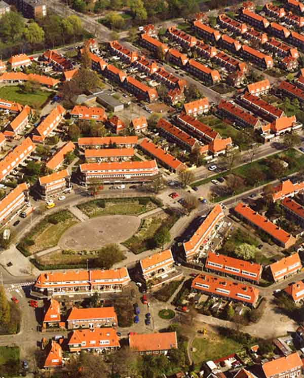Garden village Nieuwendam
