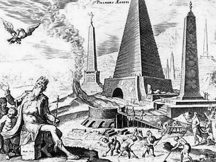 Le Piramidi d'Egitto