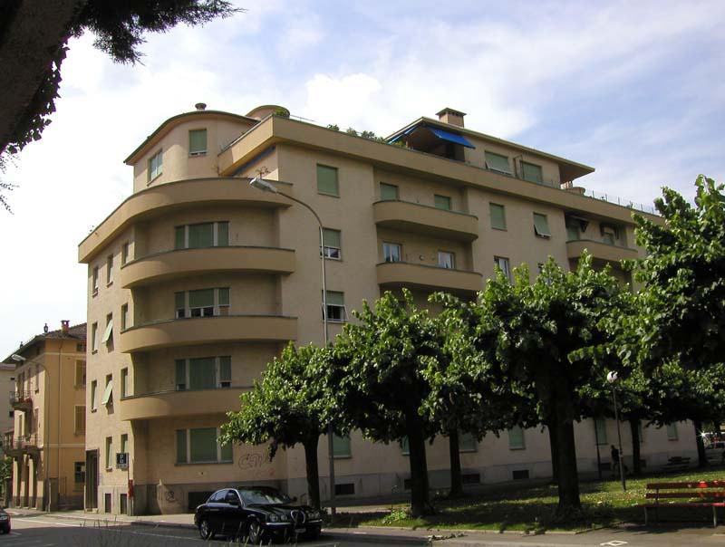 Casa d'appartamenti