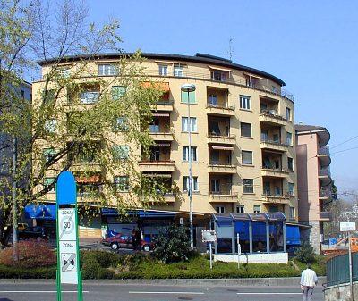 Casa d'appartamenti la Rotonda