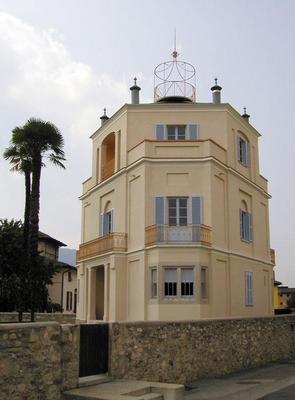 Casa Croci, Carlasch