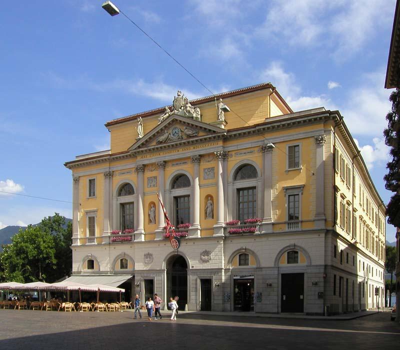Municipio di Lugano