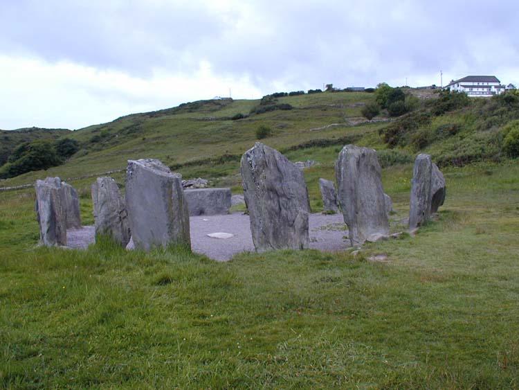 Droumbeag Stone Circle