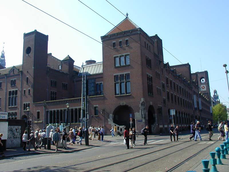 La Borsa di Amsterdam
